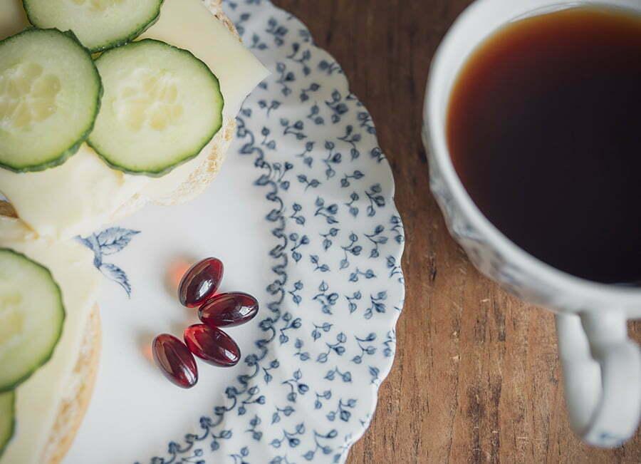 Read more about the article Maten vi spiser påvirker kroppssammensetningen